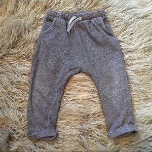 Zara baby boys lightweight sweats/joggers